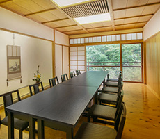 Banquet hall Kohaku (Private room)